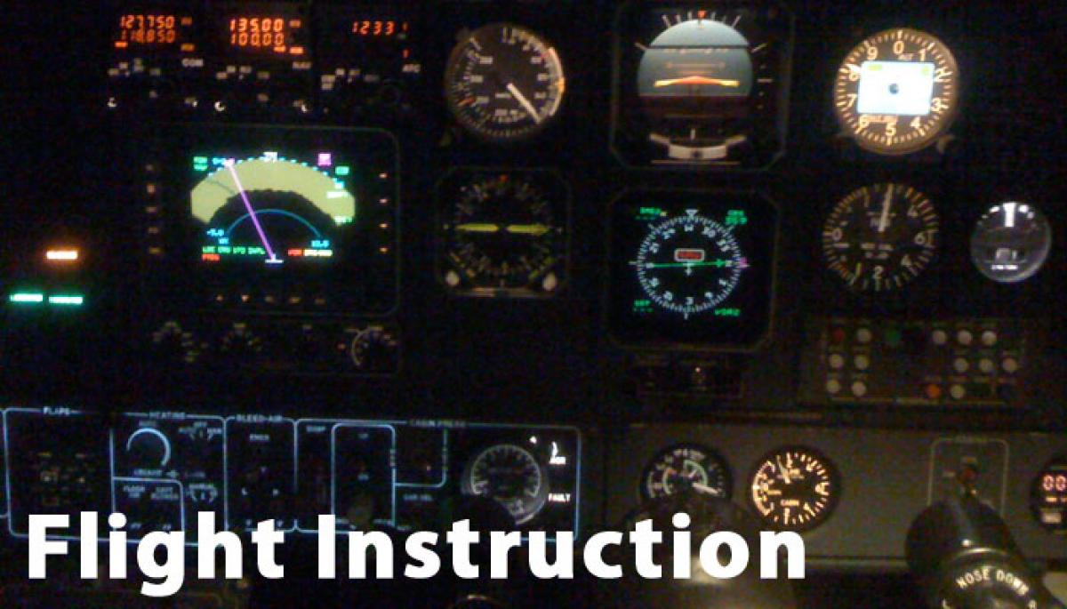 Flight Instruction