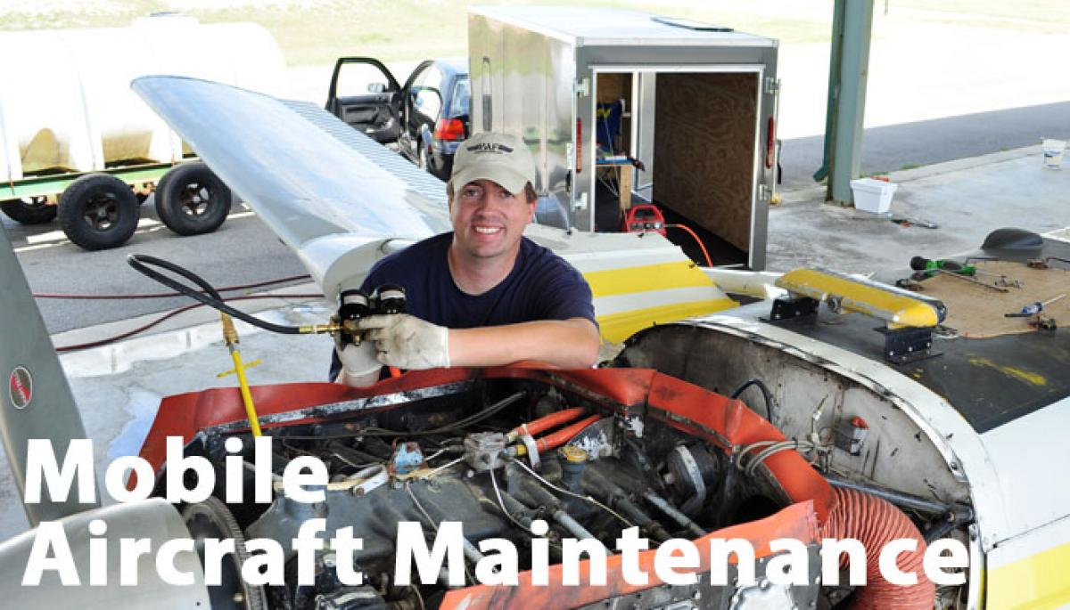 Mobile Aircraft Maintenance